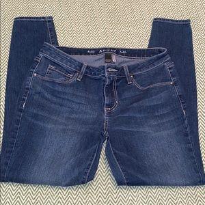 Apt 19 ankle jeans women's 8